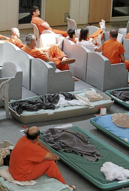 Tulsa Jail costs to house inmates keep growing