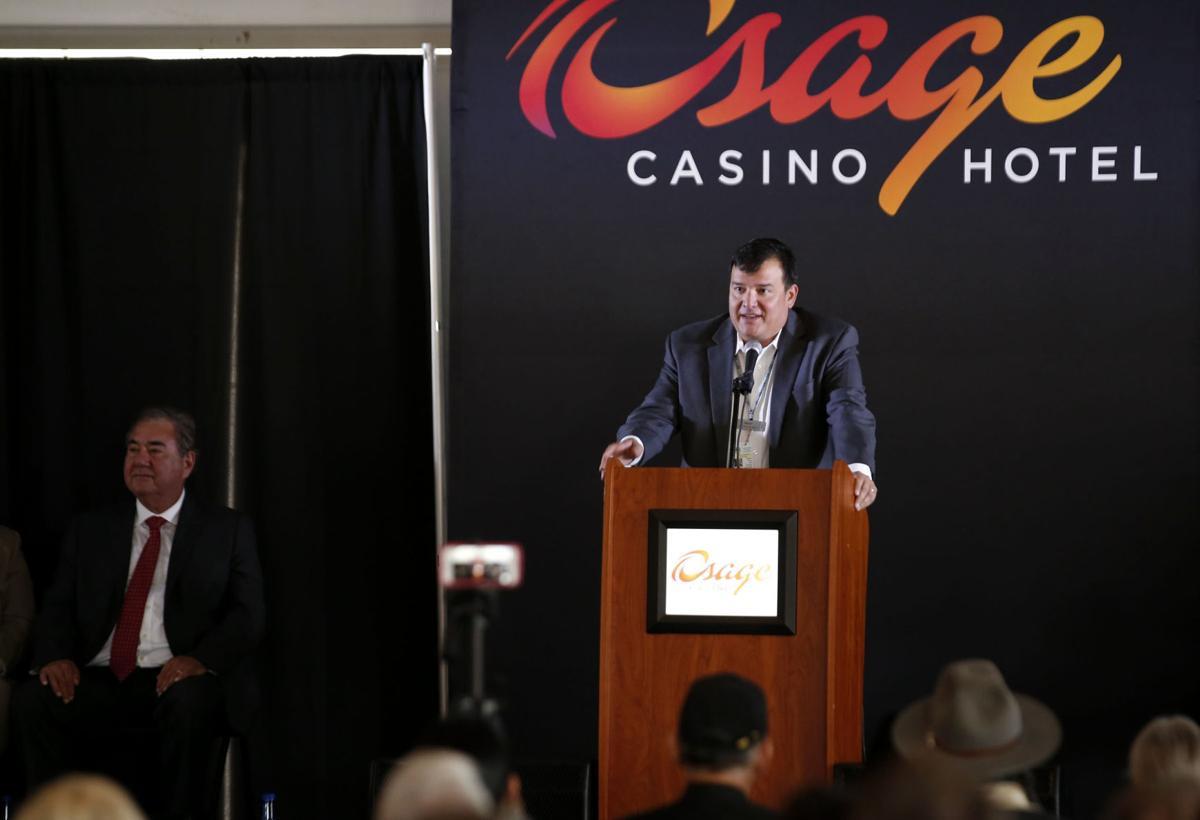 Osage casino hotel tulsa