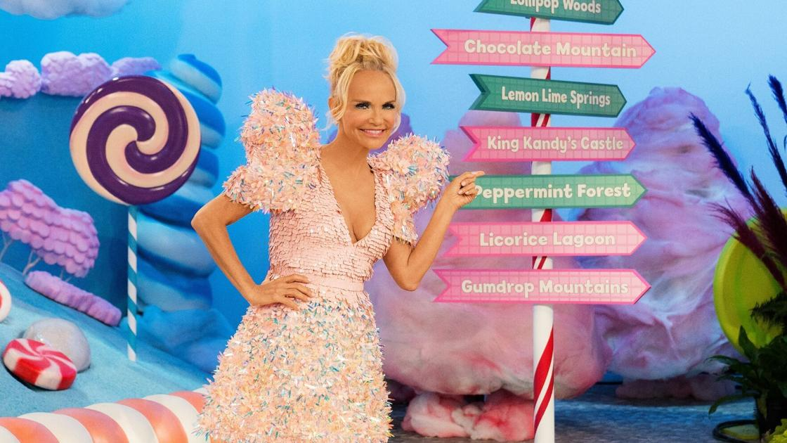 Kristin Chenoweth to host 'Candy Land' series on Food Network