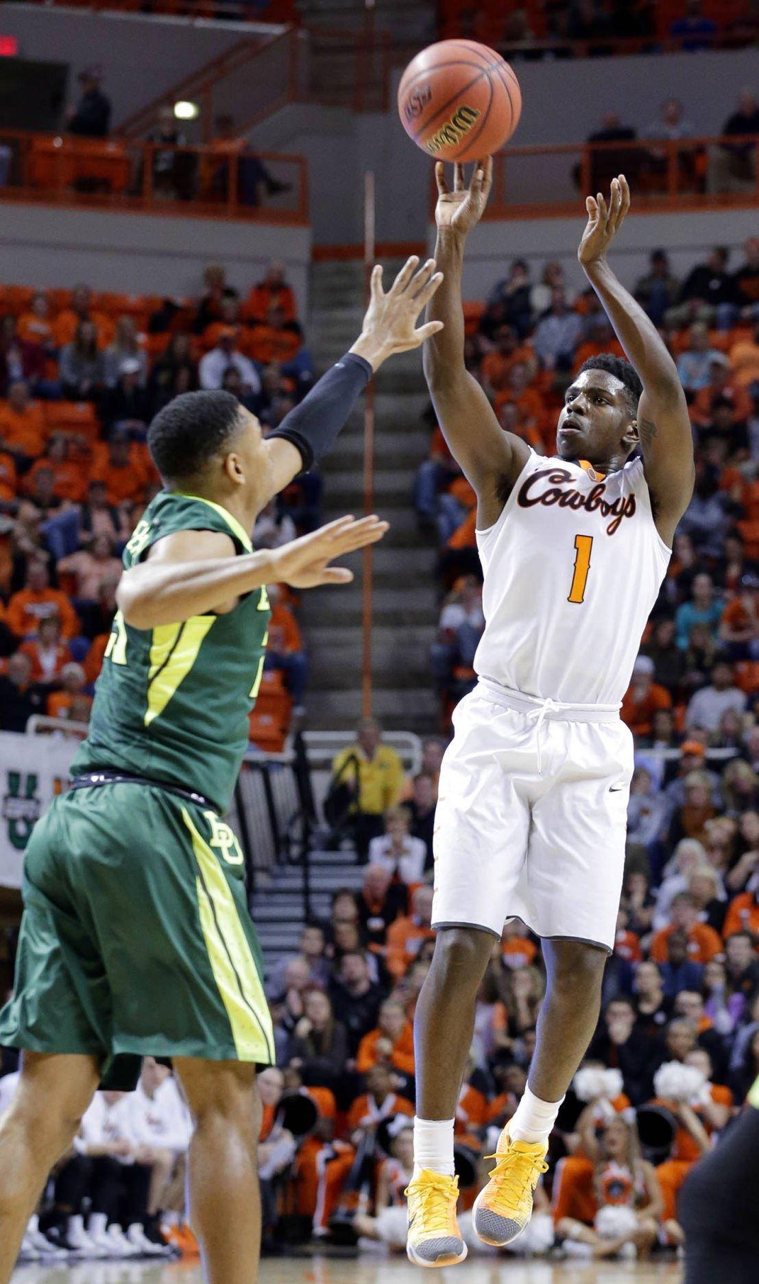 Osu Sports Extra Oklahoma State Basketball Jawun Evans