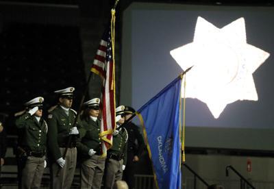 Tulsa Police Academy Graduation