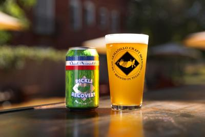 What the Ale: Beer of the Week: Dead Armadillo's Pickle Recovery a Dill Pickle Gose