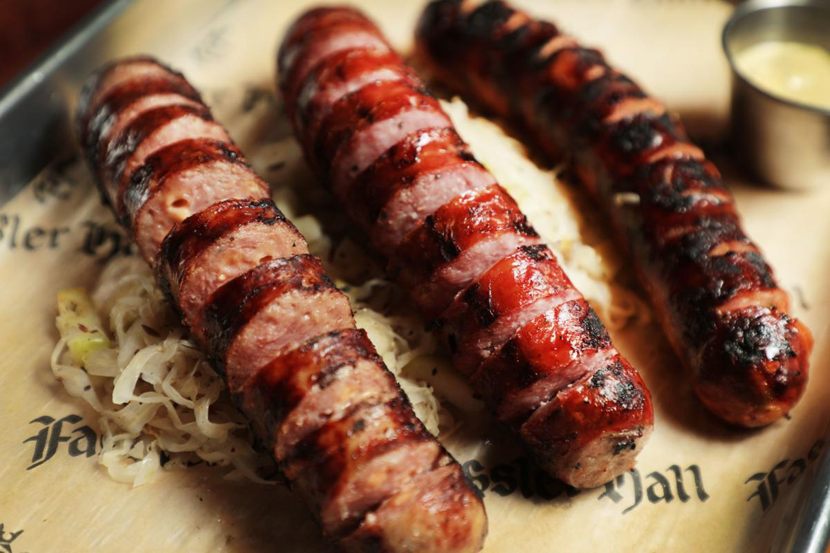 Fassler Hall sausages