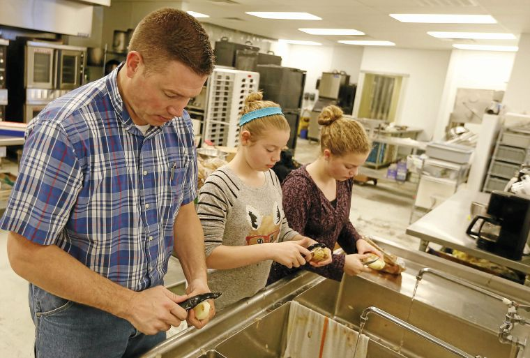 Thanksgiving meal planned for Children's Hospital at Saint