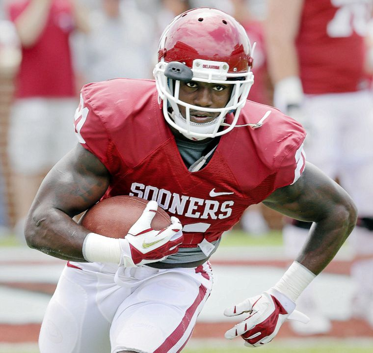 Ford Of Tulsa: Breaking Down OU's Running Back Deph Chart