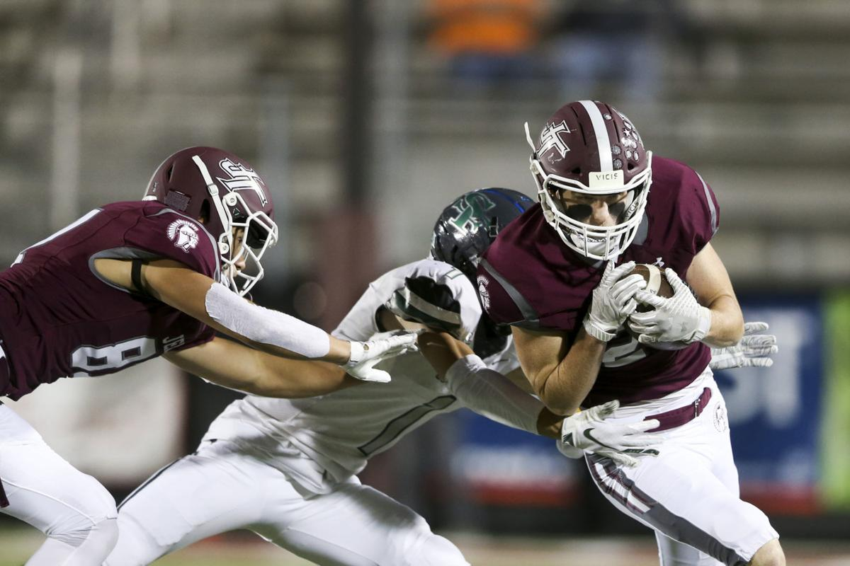 Jenks vs Edmond Santa Fe