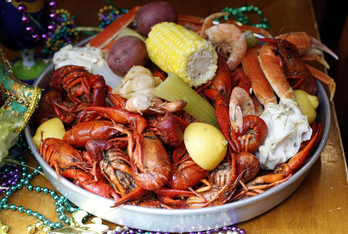 New Orleans Mardi Gras Traditional Food