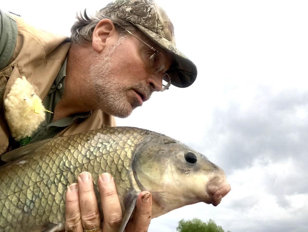 Bostian fly-fishing challenge