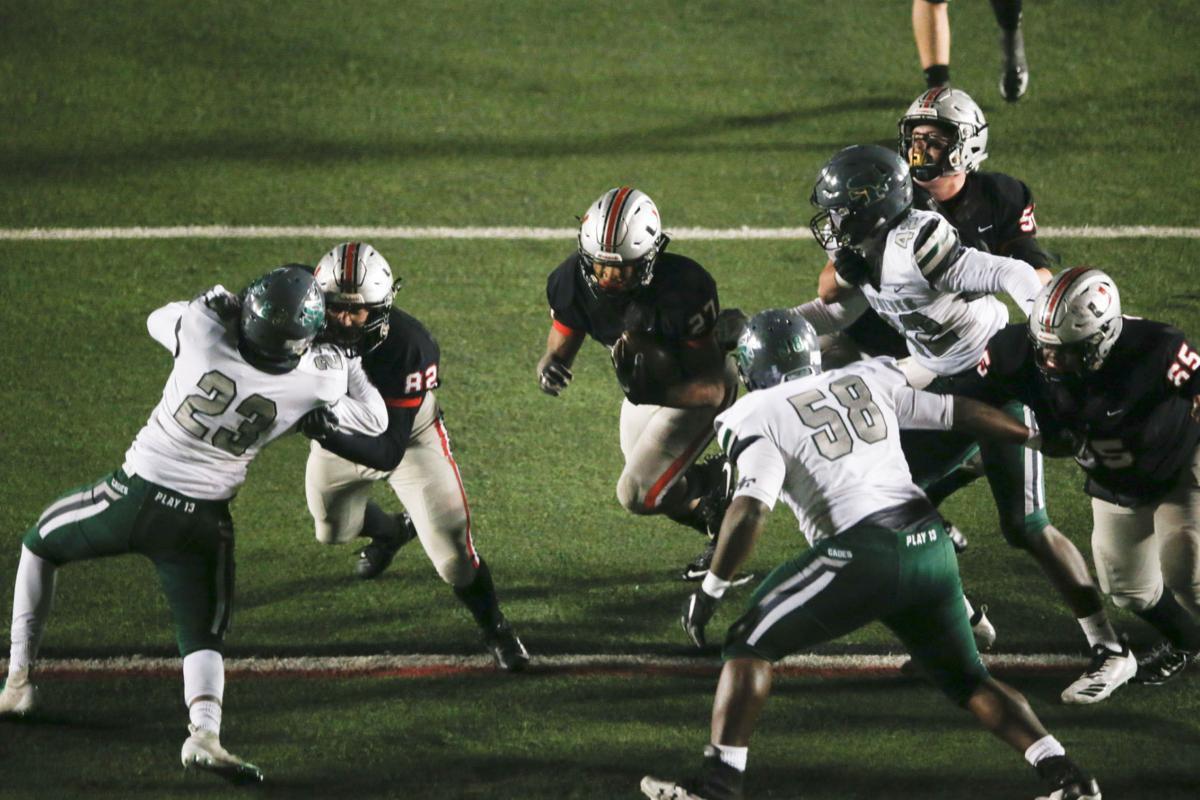 High School Football Playoffs Broken Arrow Jenks Union Owasso