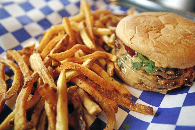 Best Burger Fat Guys Bar