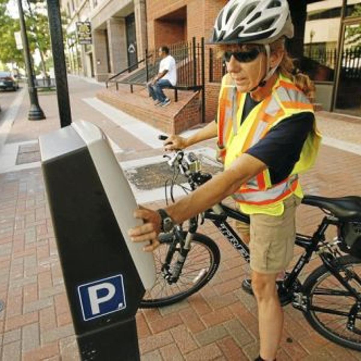 City parking authority to seek location for possible