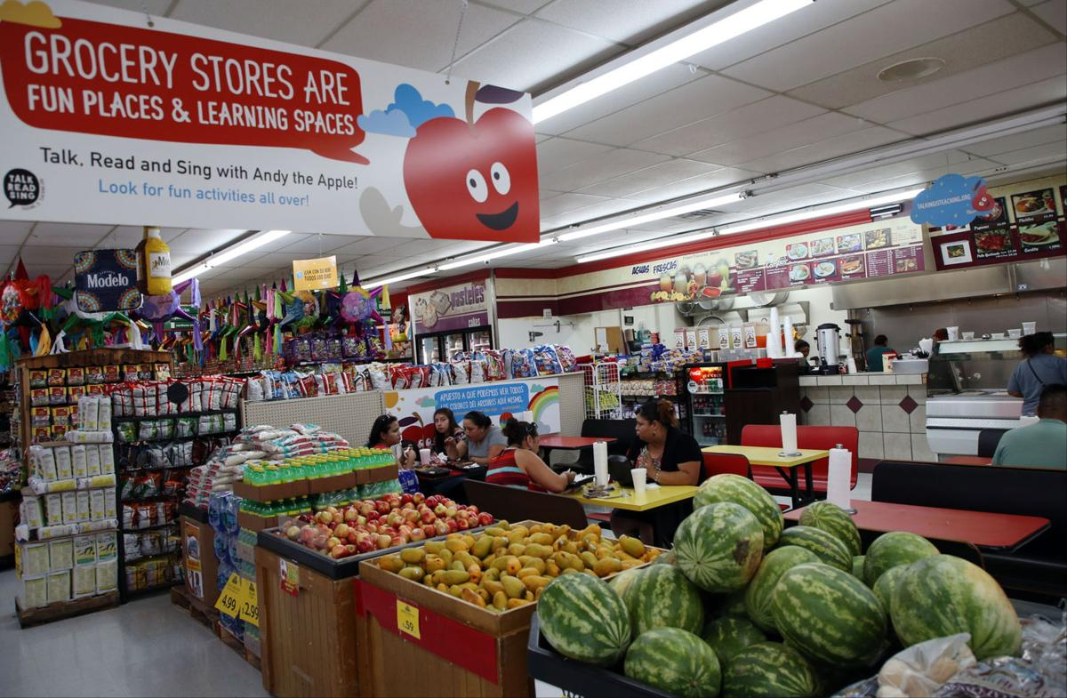 Shop and dine grocery stores markets where you can enjoy for Fish store tulsa