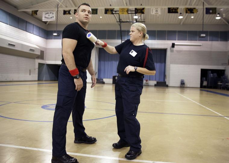 tulsa police academy