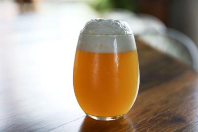 What the Ale: Beer of the Week: Heirloom Rustic Ales' Hush Carriage an Indian pale Kolsch