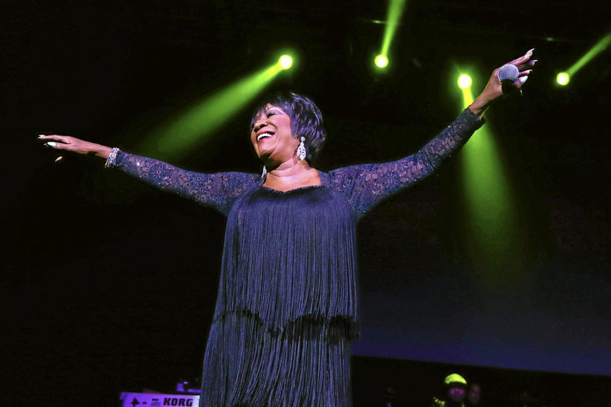 patti labelle 4 winds casino