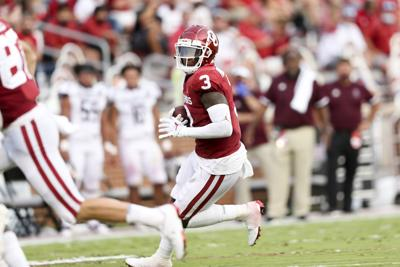Mikey Henderson has solid debut for Sooners