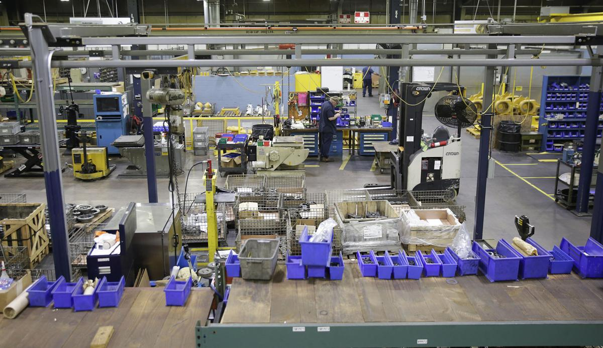Manufacturing, labor continue to fuel growth of Broken Arrow