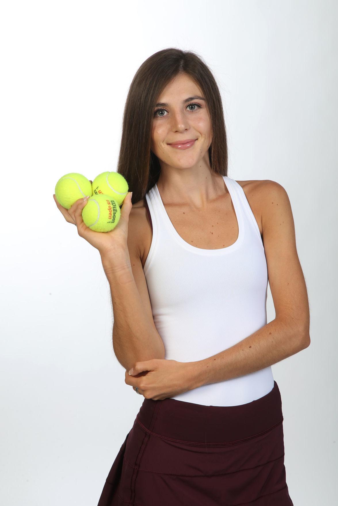 HS All World tennis