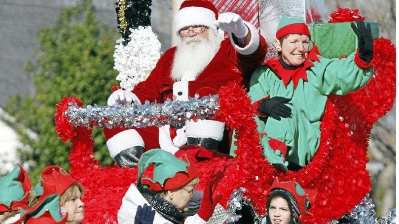 Tahlequah Christmas Parade 2021 Parades Tulsaworld Com