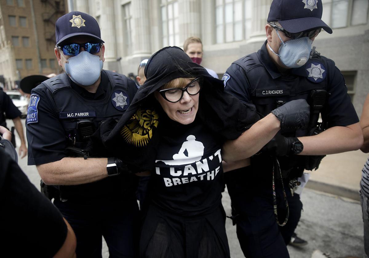 Sheila Buck arrest