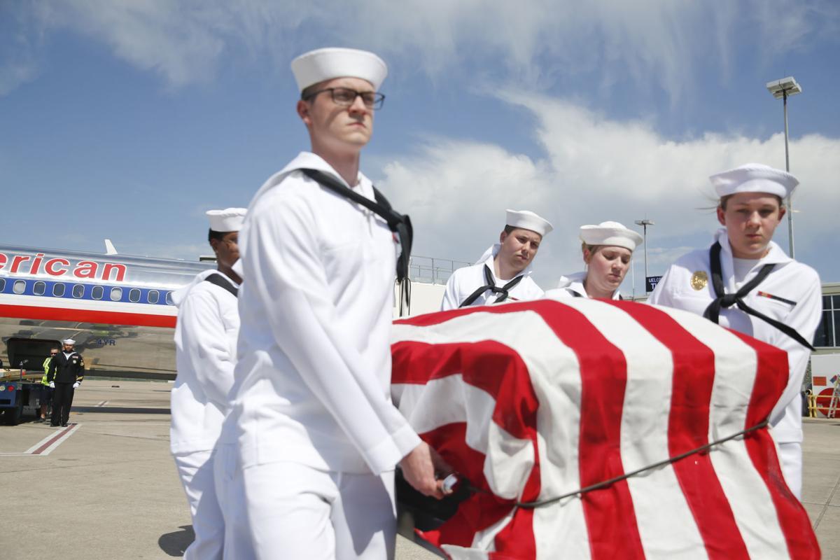 75-year wait: Remains of USS Oklahoma sailor killed at Pearl