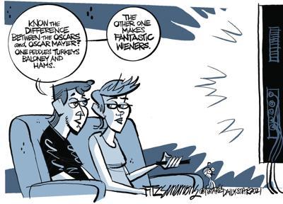 David Fitzsimmons, Cagle Cartoons