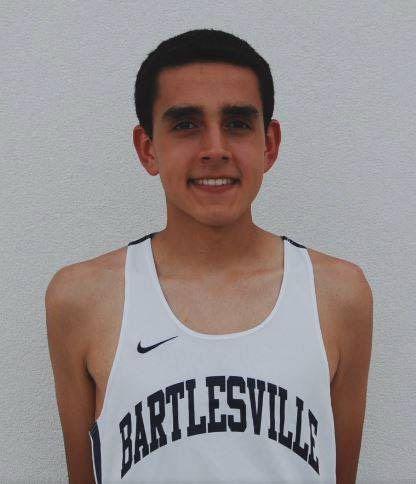 James Martinez, Bartlesville