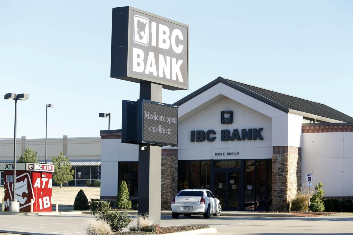 ibc bank routing number oklahoma