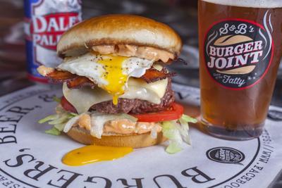 s&b burger joint