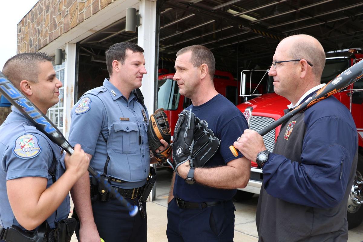 Cops vs Firefighters