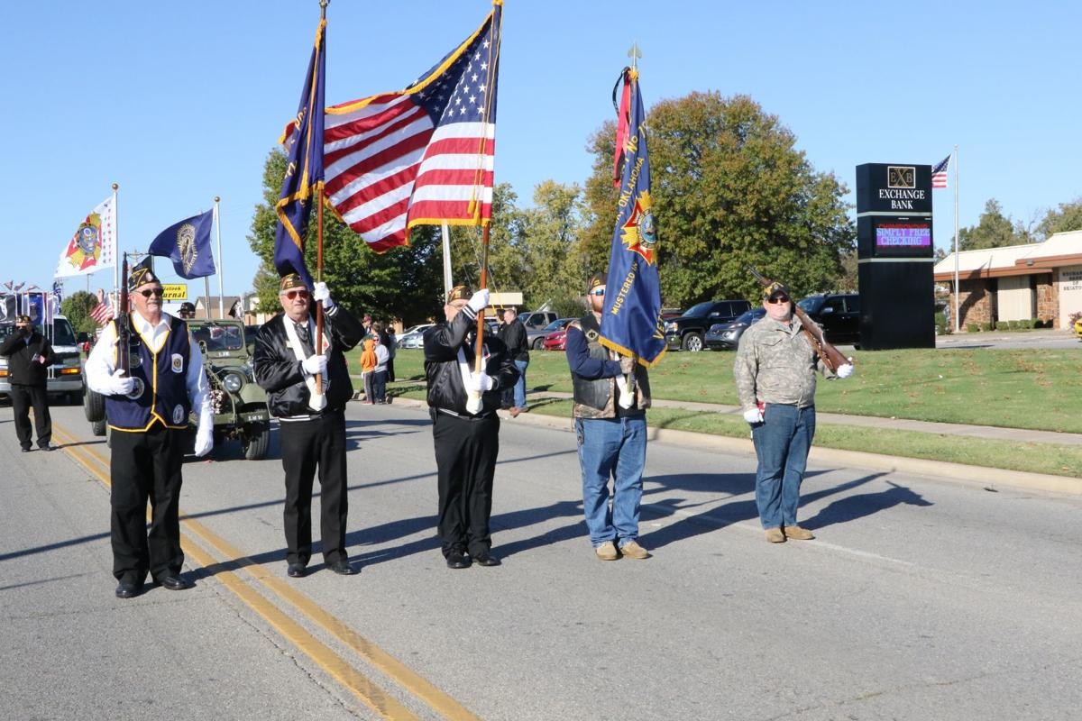 Skiatook Veteran's Day Parade (18)