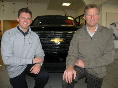 Jim Glover Tulsa >> Chevrolet Dealership Is Dream Come True Archive Tulsaworld Com