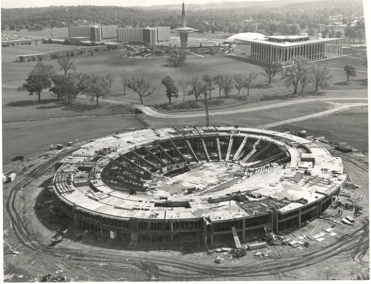 Still fine at 40: Built in 1972, ORU's Mabee Center remains an effective venue today (copy)