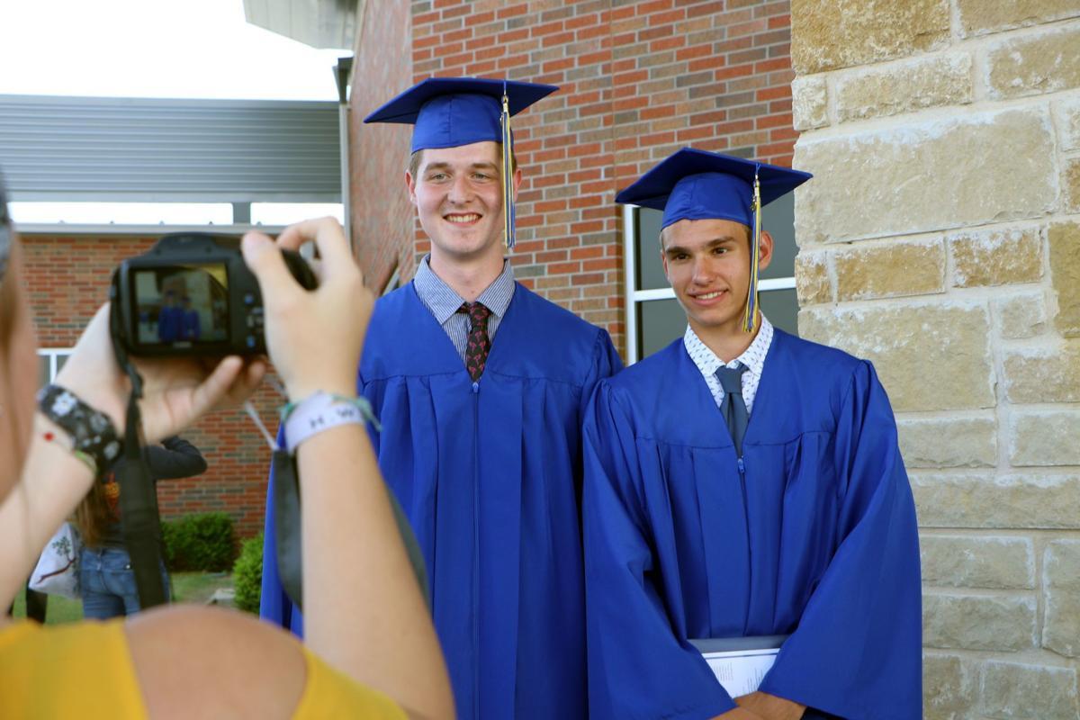 Rejoice Christian School 2020 graduation