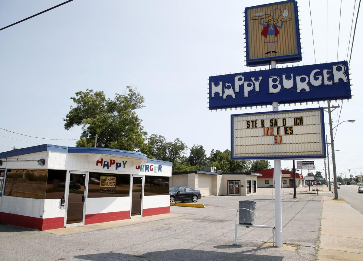 Happy Burger exterior