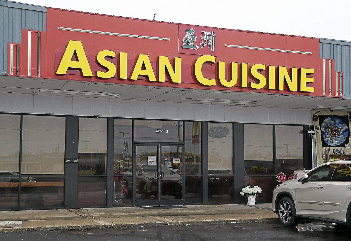 Review asian cuisine still offers impressive menu in new for Asian cuisine restaurant tulsa