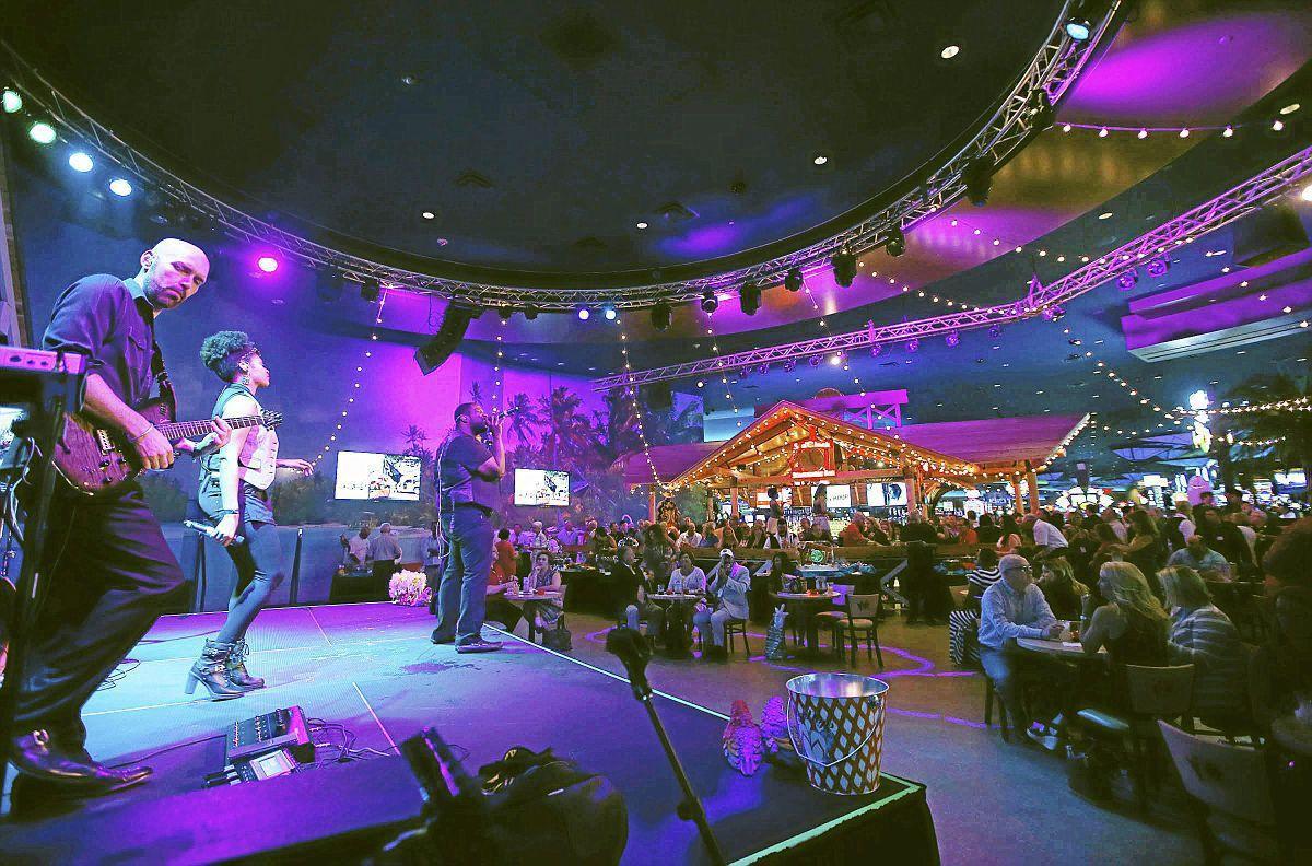 Margaritaville resort and casino in tulsa