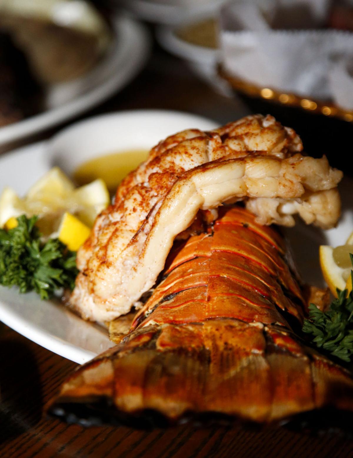 Jamil's lobster tail 1
