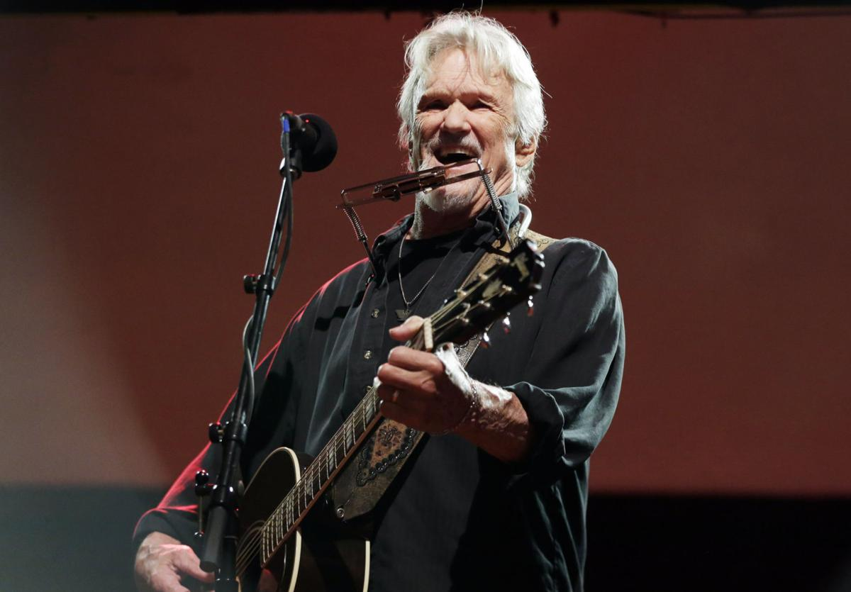 Kristofferson at Cain's