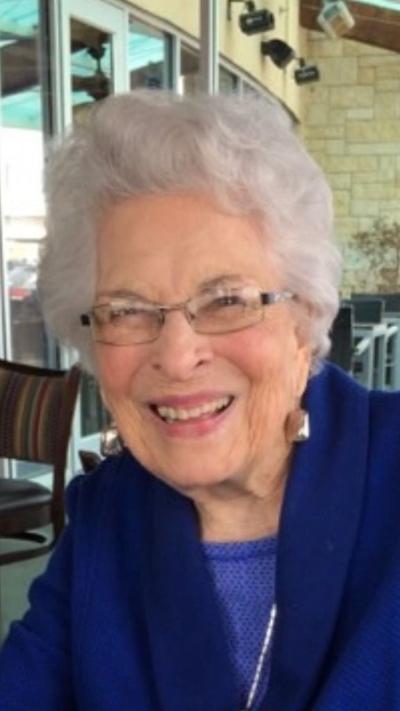 Margueritte Martha McCain