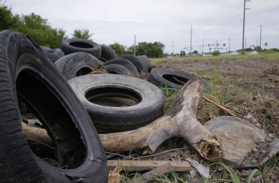 disposal event  tires electronics   held saturday local tulsaworldcom