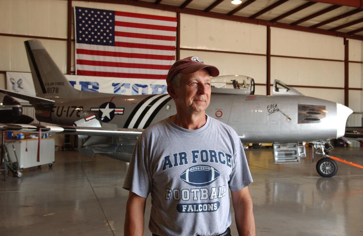 DSC_0158 Dr John Swartz Fighter Jet