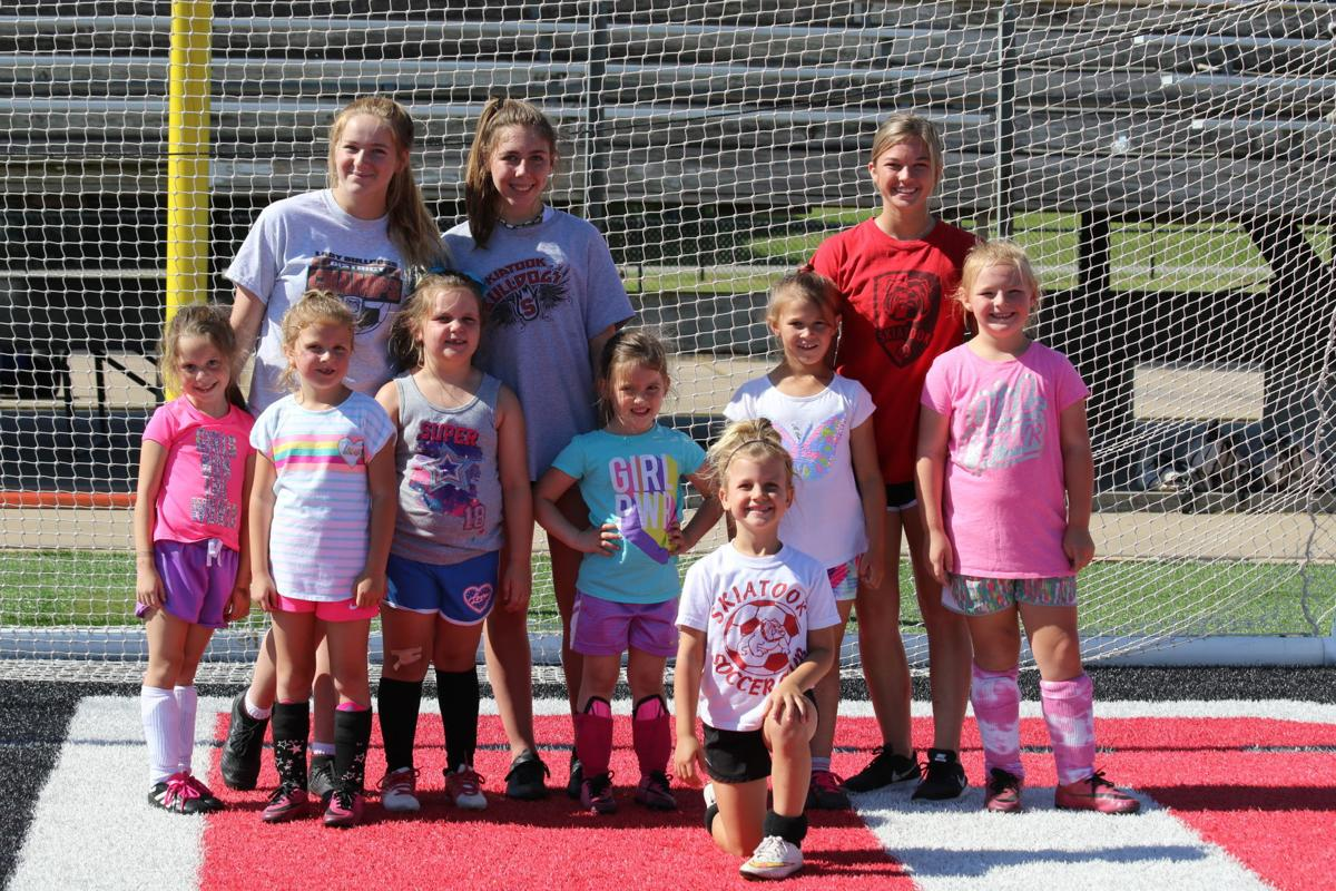 Lady Bulldogs Soccer Camp