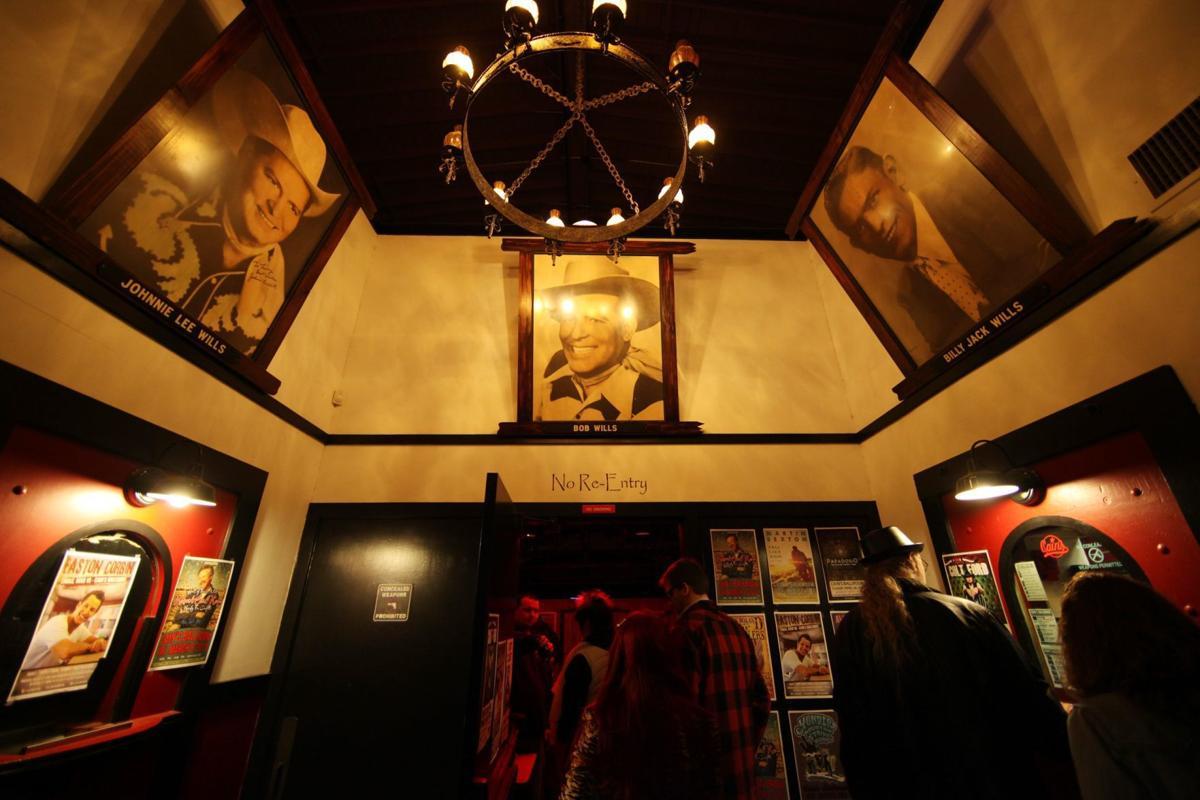 Bob Wills photo at Cain's