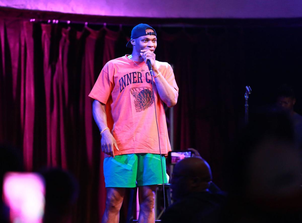 Layups2Standup comedy show
