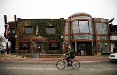 Eskimo Joe's in Stillwater (copy)