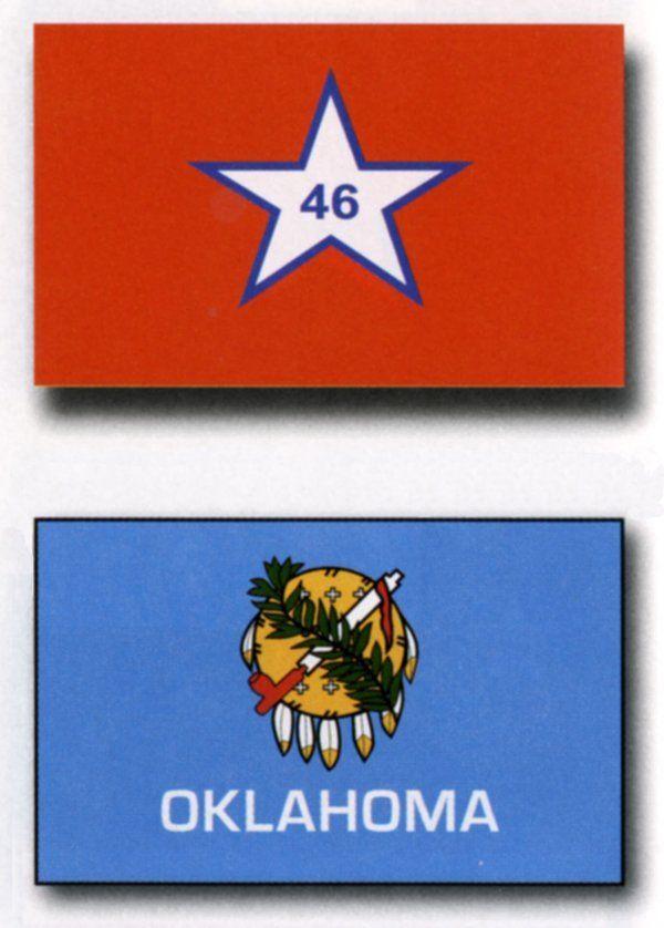 Symbol Wars Oklahomas State Symbols Have Been Ceremonial