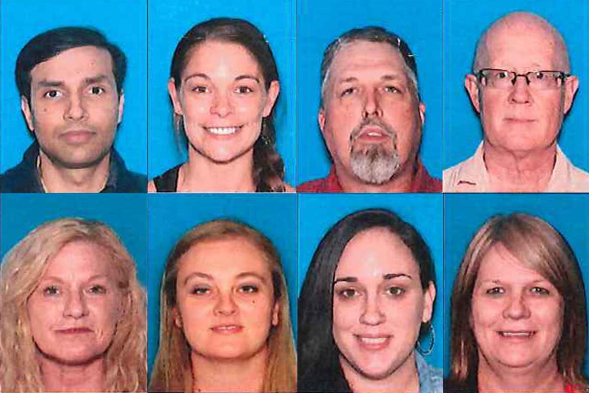 Operation Velvet Fury defendants