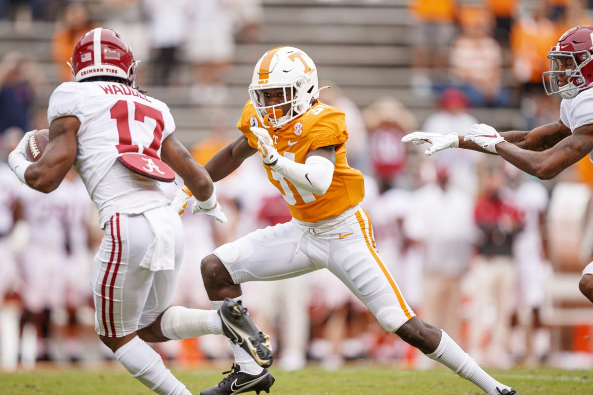 KNOXVILLE, TN - 2020.10.24 - Tennessee vs. Alabama
