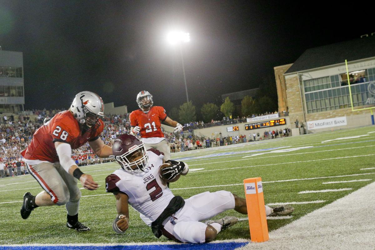 high football union favored but wary of rival jenks in
